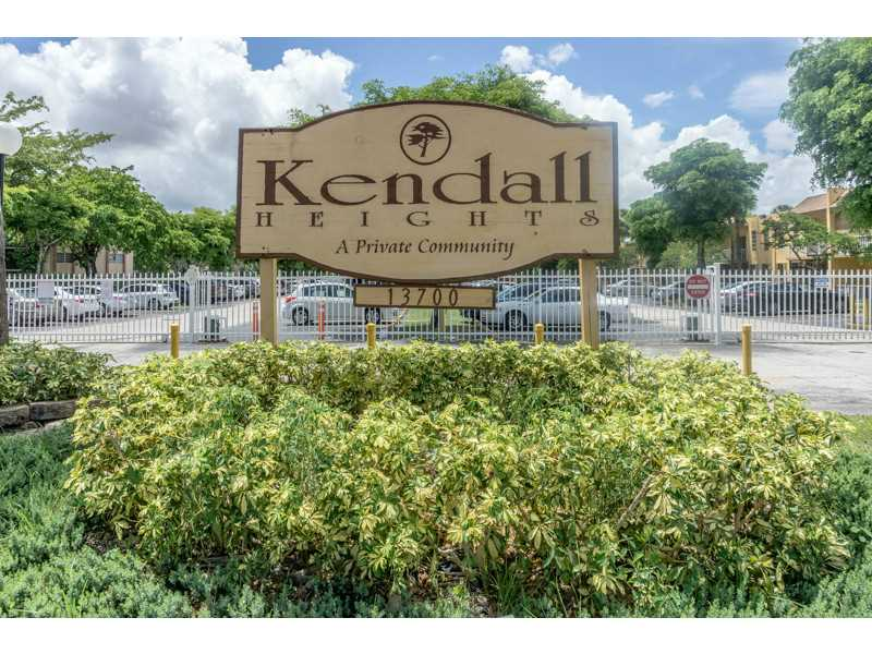 KENDALL HEIGHTS CONDO